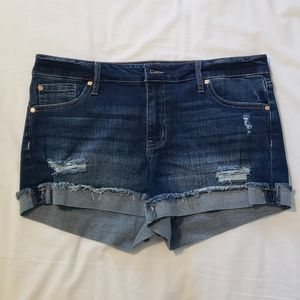 Jean shorts by Celebrity Pink 'The Honey'